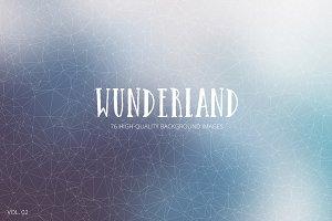 Wunderland - 76 Backgrounds Vol. 02