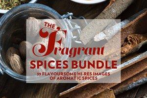 The Fragrant Spices Bundle