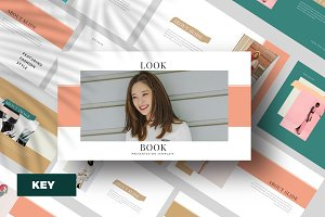 Look Book - Keynote Template