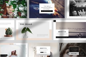unition -  powerpoint Template