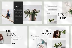 Aldous - Powerpoint Template