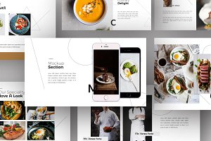 Hylos - Powerpoint template
