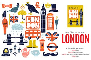 London Symbols Set