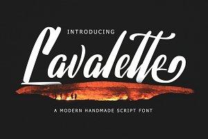 Lavalette Script