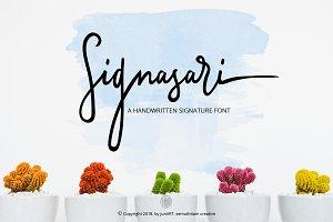 Signasari + Extras