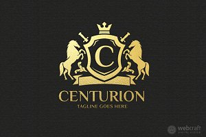 Crest Logo Template 20