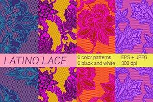 Latino Lace Treasury