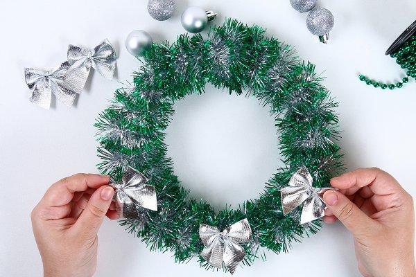 Origami Christmas Trees | 400x600