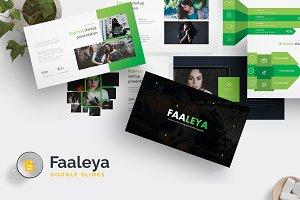 Faaleya - Google Slides Template