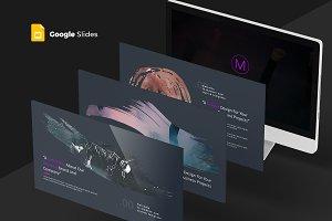 Marteo - Google Slides Template