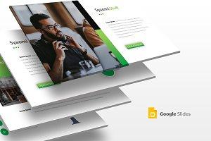 Syiaomi - Google Slides Template