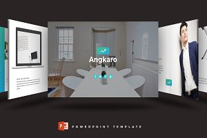 Angkaro - Powerpoint Template