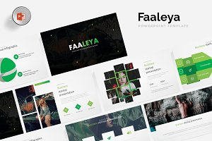 Faaleya - Powerpoint Template