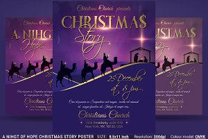 A Nihgt Of Hope Christmas Story