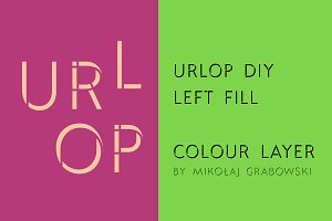 URLOP DIY Left Fill
