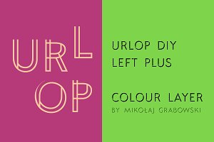 URLOP DIY Left Plus