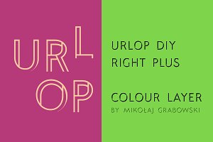 URLOP DIY Right Plus