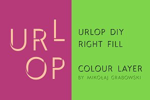 URLOP DIY Right Fill