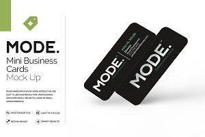 Mini Business Card I