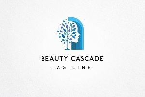 Beauty Cascade Logo Template