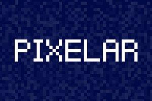 Pixelar Font Family