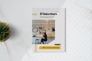 D'Interiors - Magazine