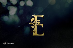 Luxury E Logo