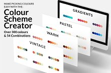 Colour Scheme Creator by  in InDesign Palettes