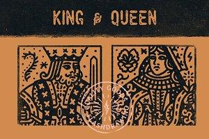 King & Queen©