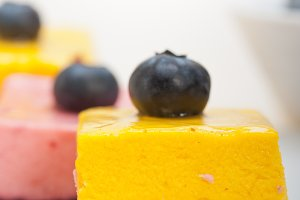 strawberry and mango mousse dessert cake 039.jpg