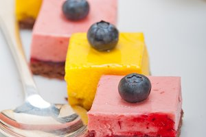 strawberry and mango mousse dessert cake 012.jpg