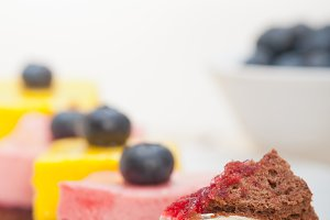 strawberry and mango mousse dessert cake 016.jpg