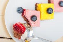 strawberry and mango mousse dessert cake 017.jpg