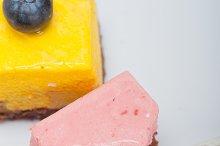 strawberry and mango mousse dessert cake 022.jpg