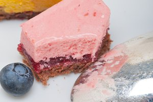 strawberry and mango mousse dessert cake 022.jpg