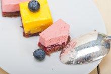 strawberry and mango mousse dessert cake 024.jpg