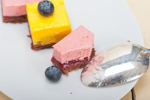 strawberry and mango mousse dessert cake 024.jpg