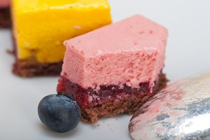 strawberry and mango mousse dessert cake 025.jpg