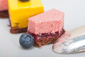 strawberry and mango mousse dessert cake 027.jpg
