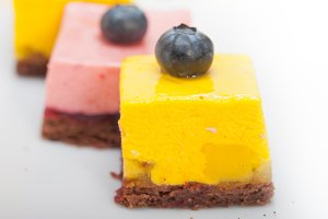 strawberry and mango mousse dessert cake 037.jpg