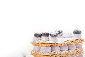 napoleon blueberry cream cake dessert 018.jpg