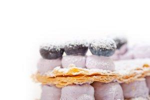 napoleon blueberry cream cake dessert 019.jpg