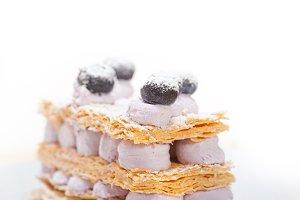 napoleon blueberry cream cake dessert 021.jpg