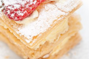 napoleon strawberry cream cake dessert 018.jpg