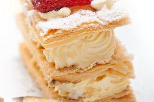napoleon strawberry cream cake dessert 020.jpg