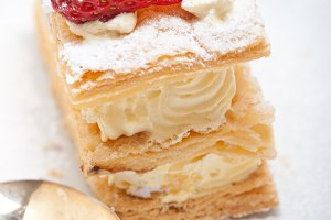 napoleon strawberry cream cake dessert 021.jpg