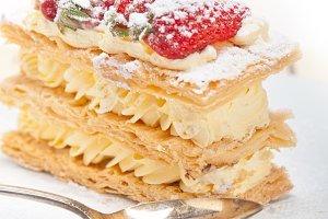 napoleon strawberry cream cake dessert 024.jpg
