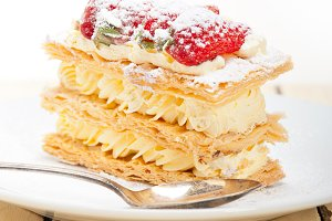 napoleon strawberry cream cake dessert 025.jpg