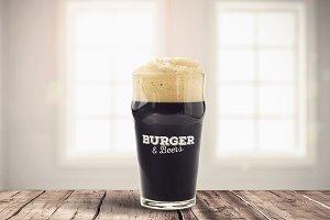 Beer Mock-up #9