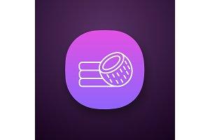 Coconut fiber mattress app icon